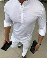 """Рубашка мужская стильная, размеры SM-ML (3цв) """"DEVA"""" купить недорого о прямого поставщика"""