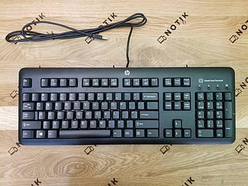 Клавиатура HP KUS1206 со считывателем смарт-карт CCID