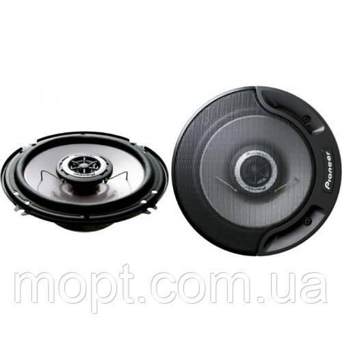 Колонки автомобильные Акустика TS-1642 6.5'' 4-х полосные 750W