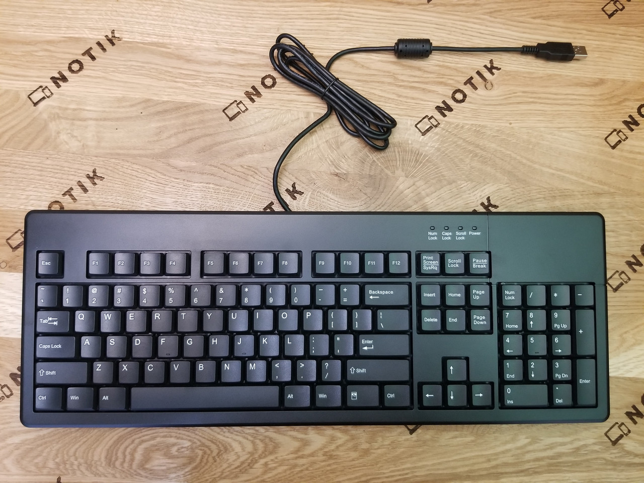 Клавиатура TG3 ELECTRONICS Keyboard Model KBA-K104I-NUS NEW