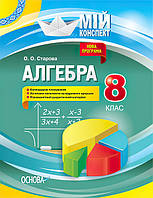 Мой конспект Основа Алгебра 8 класс