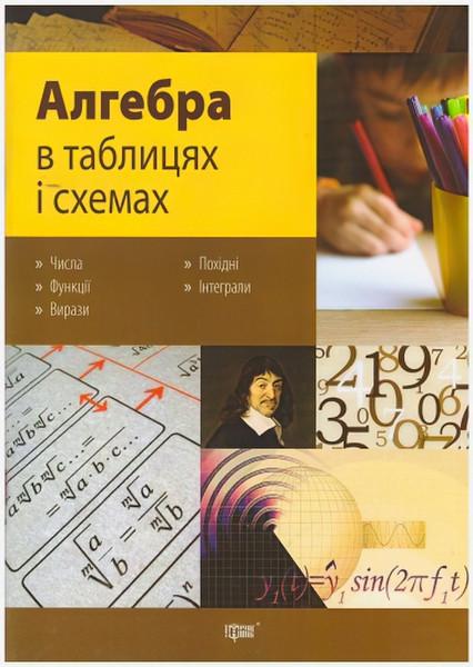 Таблицы и схемы Торсинг Алгебра 10-11 классы