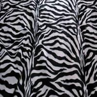 Исскуственный мех Optic Zebra Wild