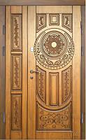Двері вхідні, МДФ, 1200x2050, зовнішні, праві, №7200058