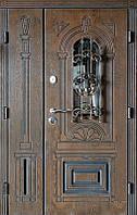 Двері вхідні, полімерна плита, 1200x2050, зовнішні, праві, №5200486