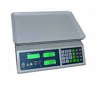 Весы торговые без стойки ACS-758 до 40 кг с глубокой тарой