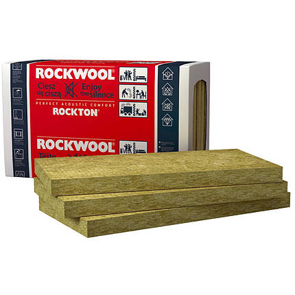 Rockwool ROCKTON - 50-150мм, фото 2