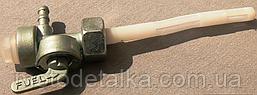 Кран топливный   Delta   гайка Ø12mm, штуцер 90*, резерв