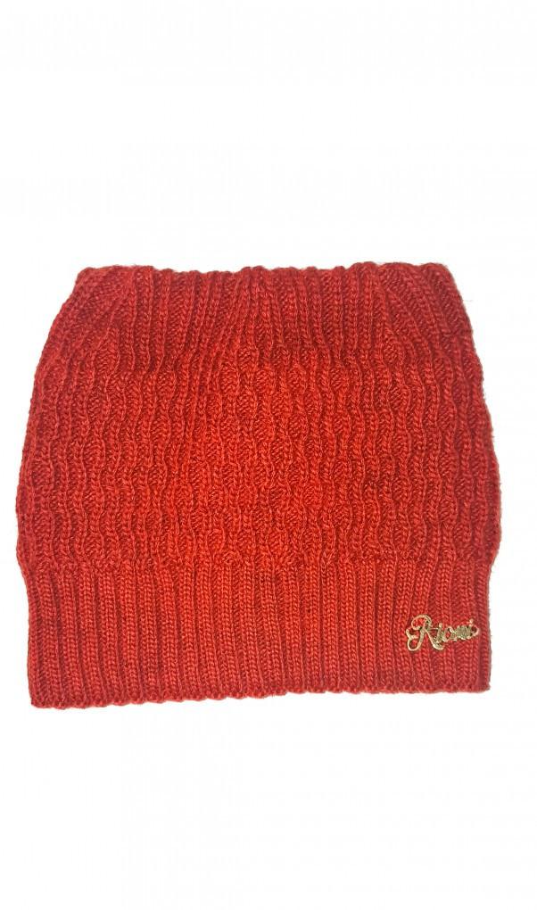 Женские шапки  4087  Universal оранжевый