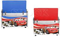 Ящик для игрушек сидушка Авто Тачки 836*430*560