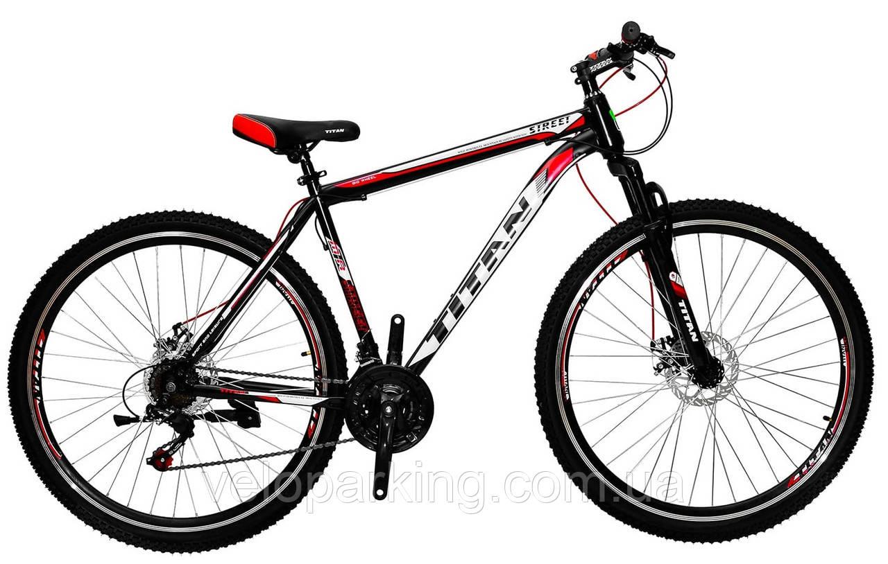 Горный велосипед найнер Titan Street 29 (2020) new
