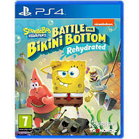 SpongeBob SquarePants: Battle For Bikini Bottom – Rehydrated (русская версия на PS4)
