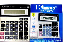 Настольный Калькулятор KK 1200