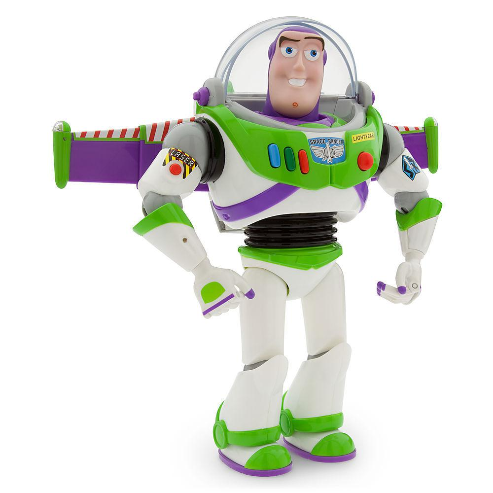 Интерактивный Базз Лайтер Светик Говорящий - Buzz Lightyear Disney
