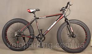 Велосипед внедорожник фэтбайк Hummer 26 (fatbike) 2020 All