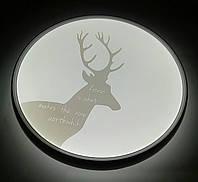 Смарт люстра на пульте (потолочный светильник LED) 60W 8638 ProСВЕТ
