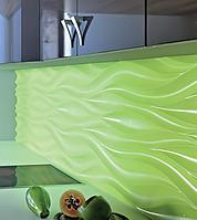 """Гіпсова 3Д панель для декорацій стін Кнауф Р-10 """"Ніжність"""""""
