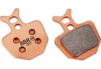 Колодки торм. BBB BBS-66S для Formula ORO METAL