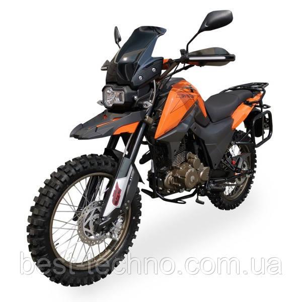 Мотоцикл Shineray X-Trail 250 Trophy (2020)