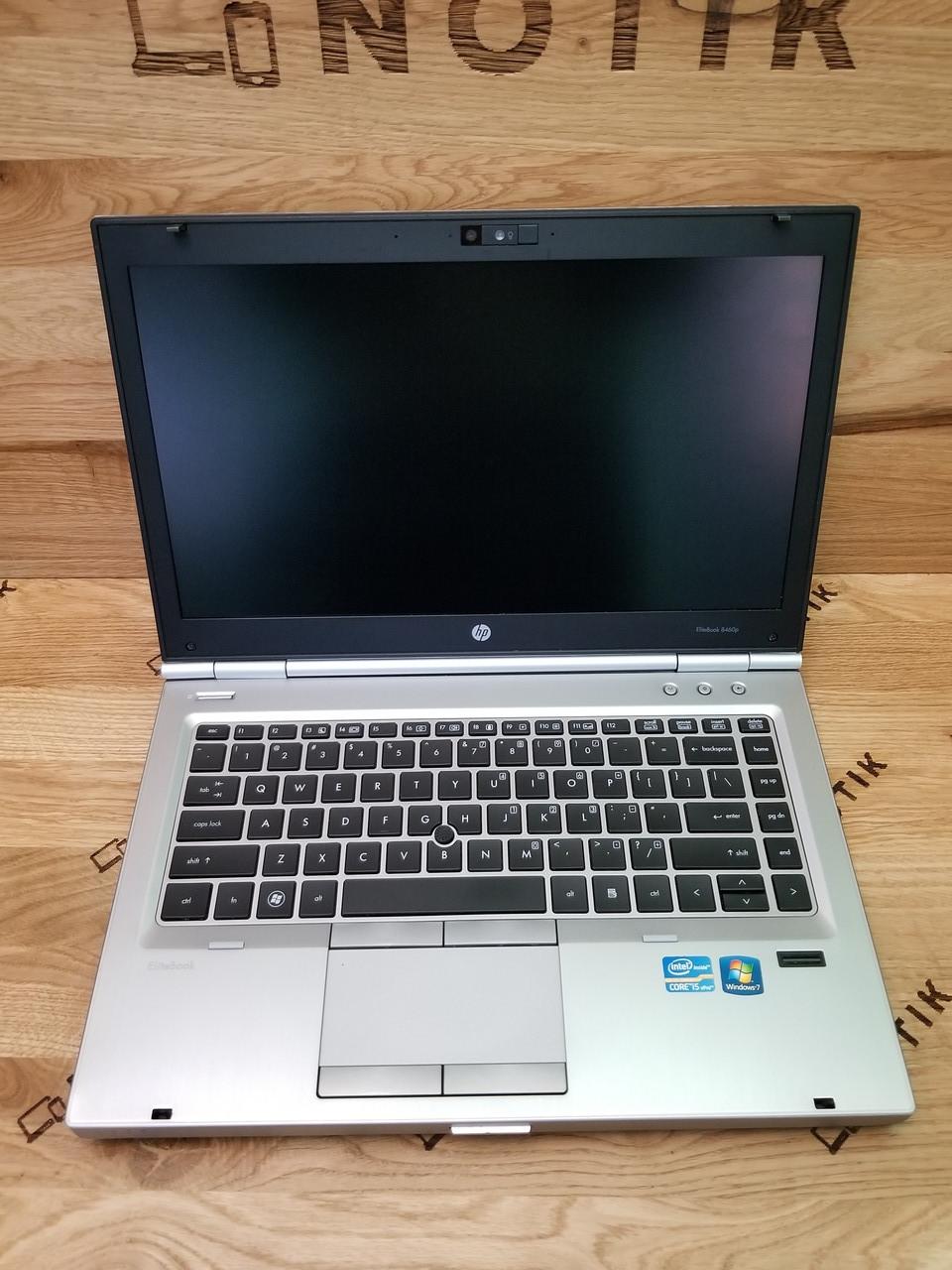 Ноутбук HP EliteBook 8460p i5/4gb/500HDD/ HD+/3G (ГАРАНТІЯ)