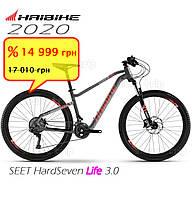 Велосипед 27,5 HAIBIKE SEET HardSeven Life 3.0 рама XS 2020 женский SALE s-4100162935