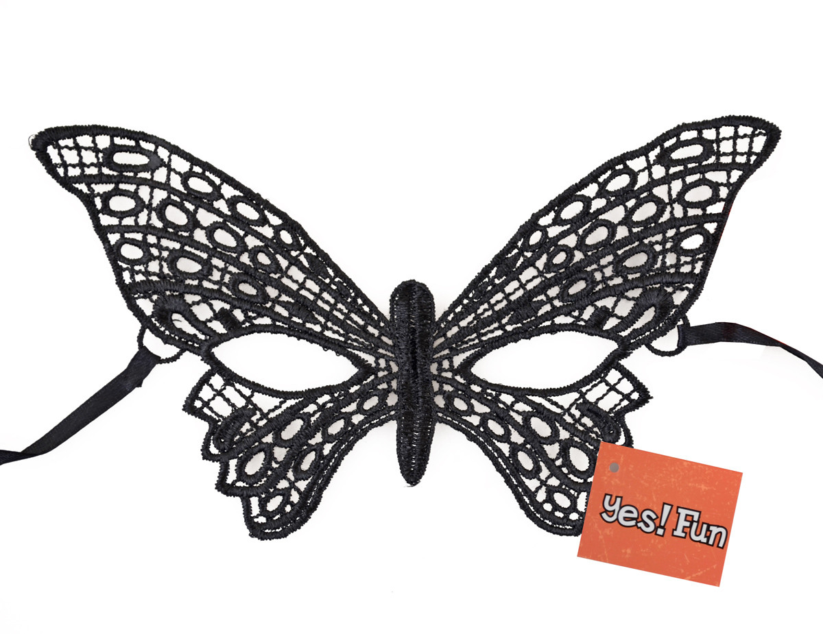 "Маска Yes! Fun женская ""Butterfly"", №2"