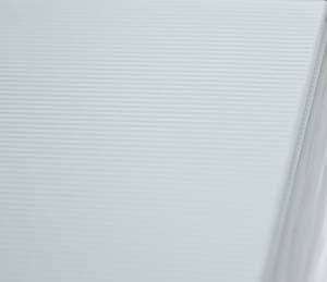 Набор белых текстурированных заготовок для открыток, 10см*15см, 250г/м2, 5шт.