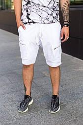 😜 Шорты - Мужские шорты белые коттон