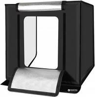 Лайтбокс (фотобокс) с LED освещением CY-50 для предметной фотосъемки (макросъемки) 50 х 50 х 50