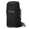 Накидка от дождя на рюкзак Tramp TRP-018 M черная