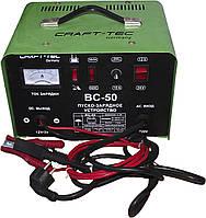 Пуско-зарядное устройство CRAFT-TEC ВС-50 (12В/24В), фото 1