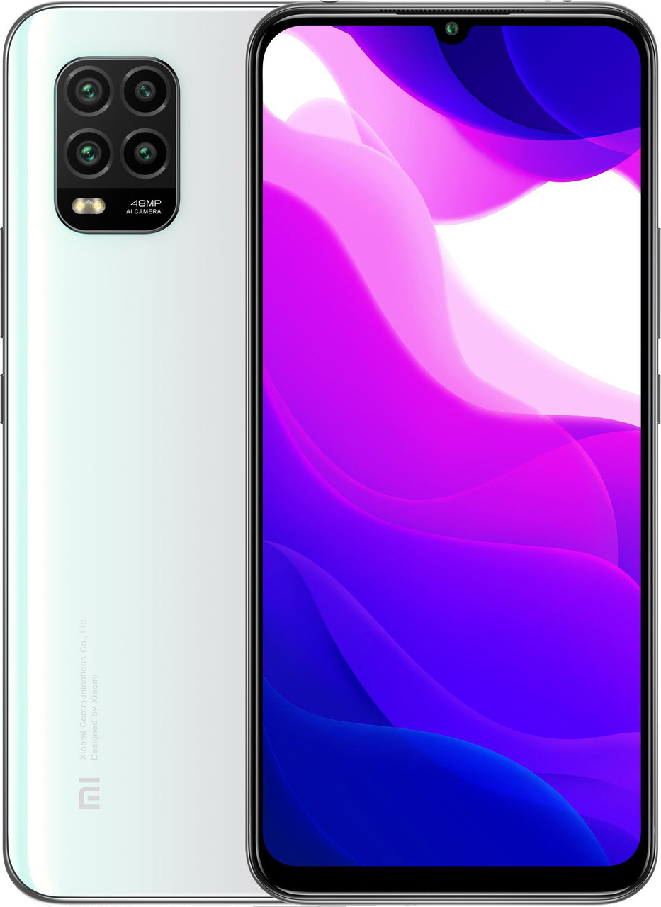 Смартфон Xiaomi Mi10 Lite 6/128Gb White