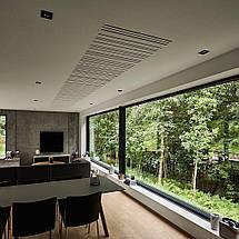 Панорамные алюминиевые окна, фото 2