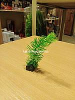 Искусственное растение в аквариум minjiang 3122 (6 см)