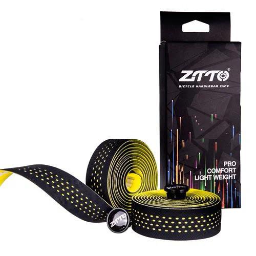 Обмотка руля шоссейного велосипеда 210х3см антискользящая ZTTO