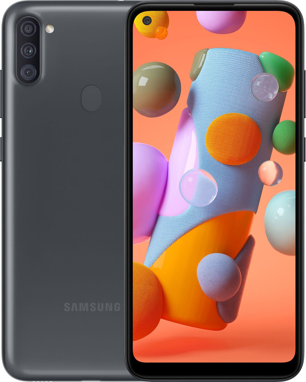 Смартфон Samsung Galaxy A11 Black (SM-A115FZKNSEK)