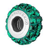 Бусины для Пандоры от Swarovski 81201 Emerald