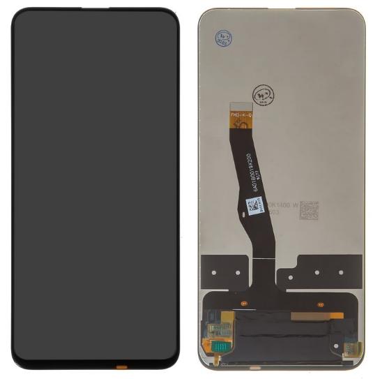 Дисплей Huawei P Smart Z модуль в сборе с тачскрином, черный, High Copy