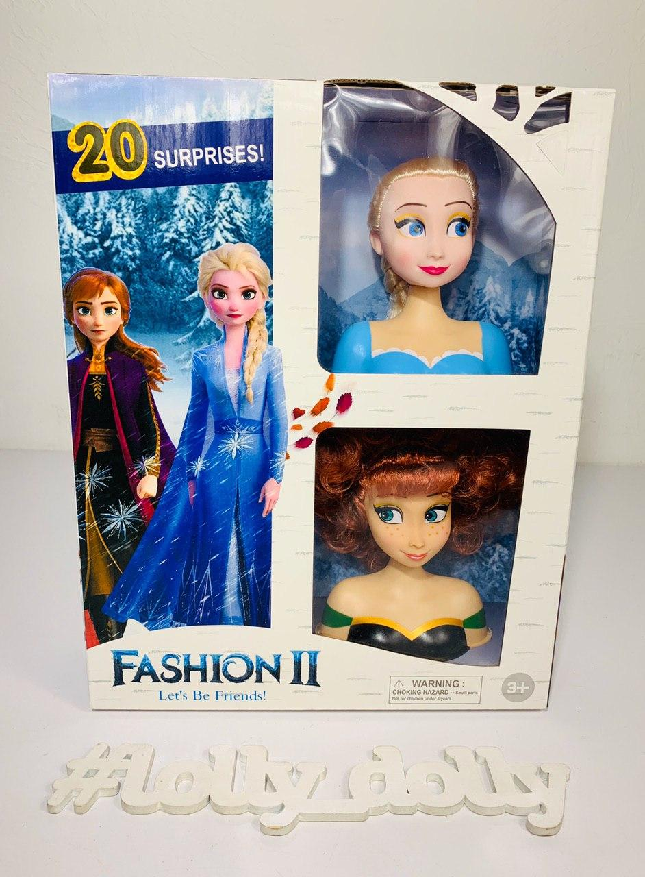Лялька-Манекен для зачісок LK 1042-1