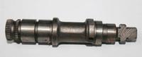 Вал заводной   (КПП)   ЯВА 350, 360, 634 6V .