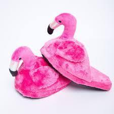 Домашние тапки фламинго розовые (р.38-41) krd0135