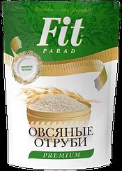 Отруби овсяные Premium ФитПарад дойпак (400 грамм)