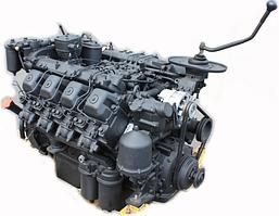 Двигун КАМАЗ його комплектуючі і система випуску газів