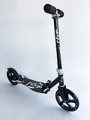 Самокат Scooter 016 черный