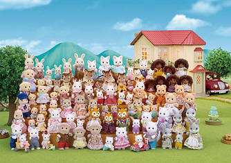 Sylvanian Families (Calico Critters)
