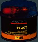 Шпаклівка SPECTRAL PLAST 0.5кг 81171