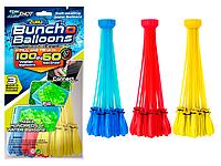 Шарики для водных битв Buncho Balloons 111 штук