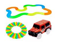 Трек Magic Tracks 220 деталей, игрушка, трасса, машинка