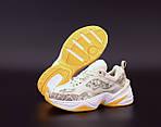 Жіночі кросівки Nike M2K Tekno (світло-сірі) 12115, фото 6