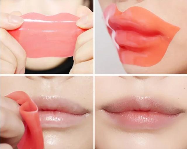 Патчи для губ